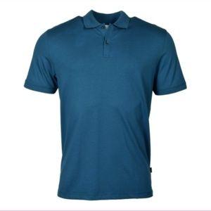 Calvin Klein Shirts - Calvin Klein Men's Liquid Touch Rugby Shirt Majoli